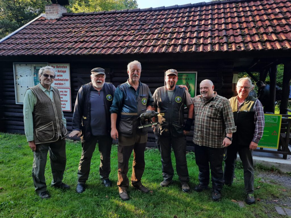 v.l.n.r Manfred Kress, Andreas Diegelmann, Roland Richter, Thomas Kremer, Markus Reichhardt und Harald Terpe, Foto: Matthias Möller